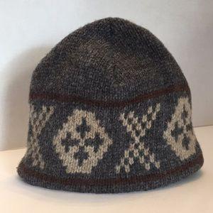 XOXO Fossil Wool Blend Toboggan Hat